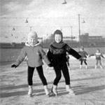 Зимние виды спорта закаливают организм